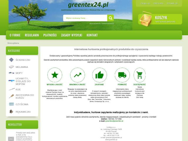 greentex24 | Mikrofibra hurt